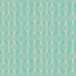 Beautiful seamless pattern with bright garland
