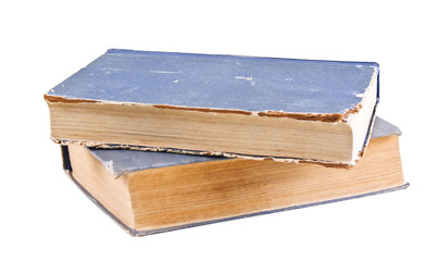 two age-old books