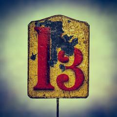 vintage 13