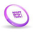 Reset. Vector icon.