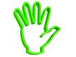 five green