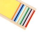 Colored paper catalog