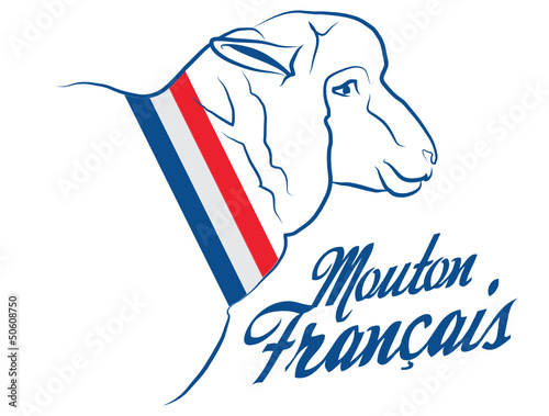 mouton français