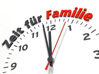 Uhrenserie: Zeit für Familie