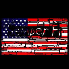 Semper Fi Flag