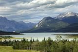Fototapety Bergsee in Kanada