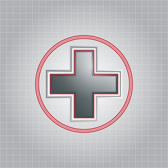 Medical background whit texture.