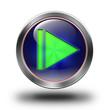 Skip glossy icon