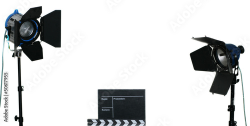 canvas print picture Filmset