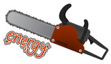 Energy chainsaw