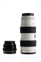Two lenses