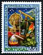 Postage stamp Portugal 1972 Scientific Apparatus