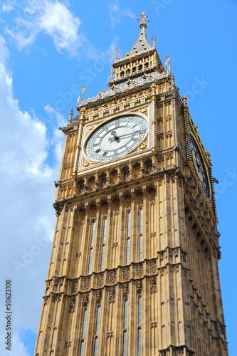 London, United Kingdom - Big Ben