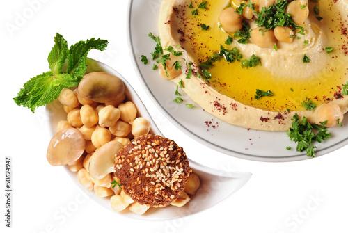Hummus.