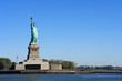 Leinwanddruck Bild - Statue of Liberty - NYC