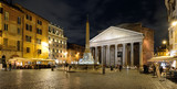 Square of the Round, Pantheon, Rome