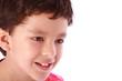 Child face