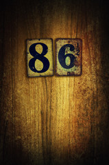 room 86 and a half