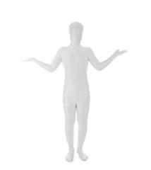 Zentai –Morphsuit – Arme ausbreiten