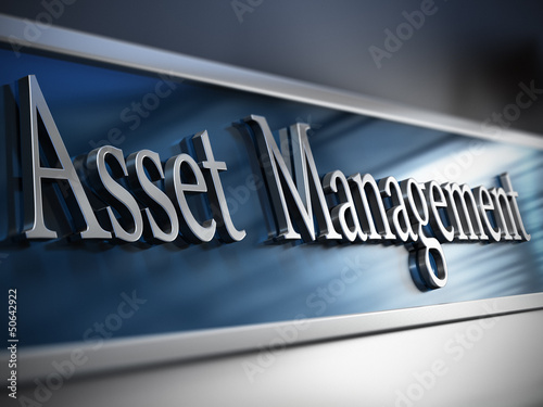 Asset Management Company, business concept