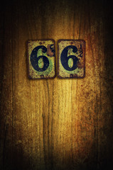 room 66 and a half