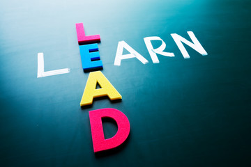 Lead and learn