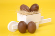 Easter chococart