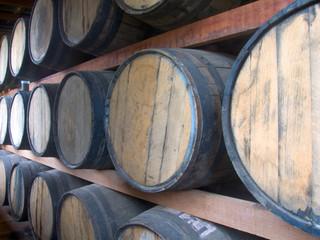 Rum stockpiling