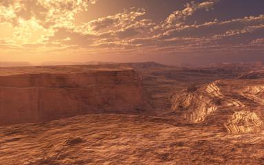 Goldener Canyon