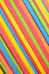 diagonal huge rubber pattern
