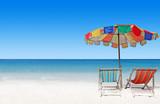 Strand Thailand (Farbsätttigung)