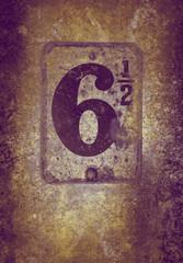 grunge six and a half
