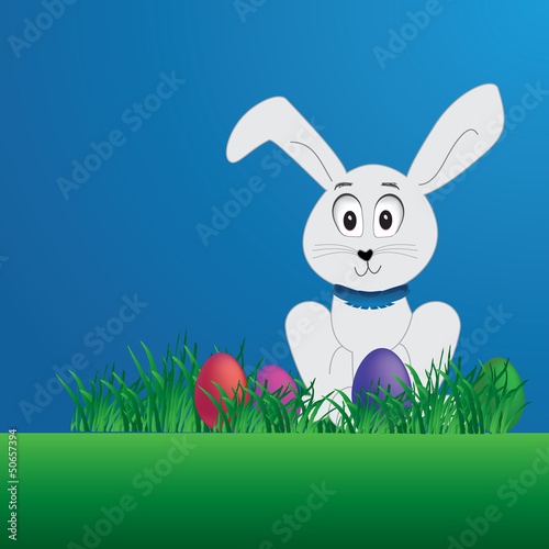 Vector Easter background/brochure design