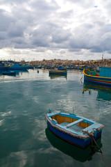 Imbarcazioni tipiche, Marsaxlokk, Malta