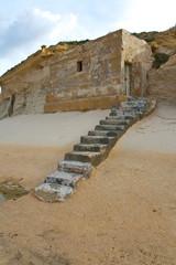 Vecchia casa di pescatori, Gozo, Malta