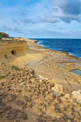 Saline di Xwejni, Gozo, Malta