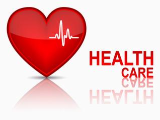 Key to health wellness concept