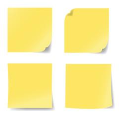 Note, yellow