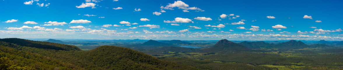 Main range national park, Australia, Queensland