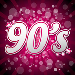 Pink 90's