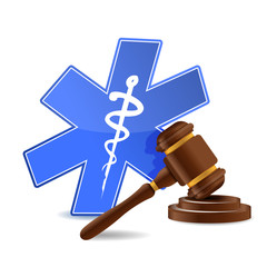 medical and gavel
