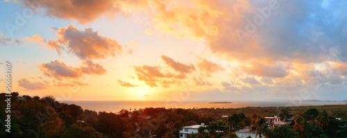 San Juan sunrise