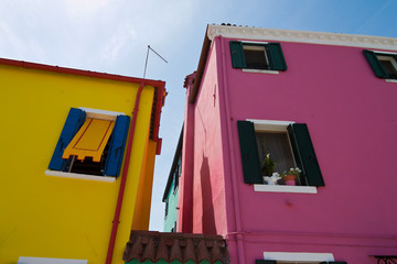 Italien, Venedig. Insel Burano