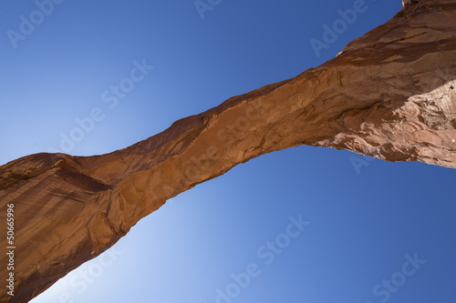 Corona Arch and Sky Moab Utah
