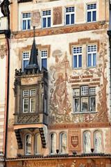 Prag, Altstädter Ring, Storchhaus