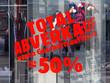 Total Abverkauf - Geschäftsauflösung
