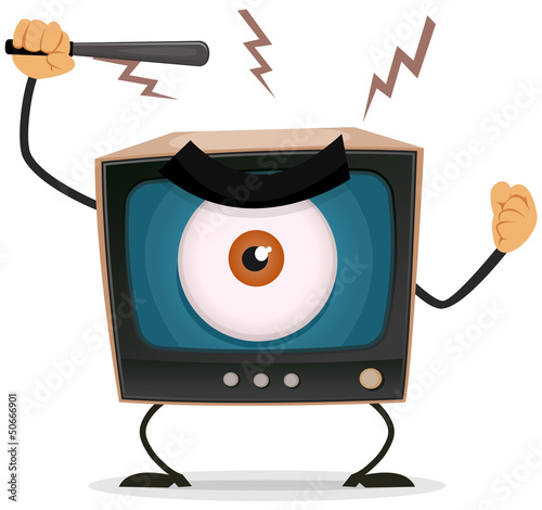 Censorship, Terror And Brainwash On TV