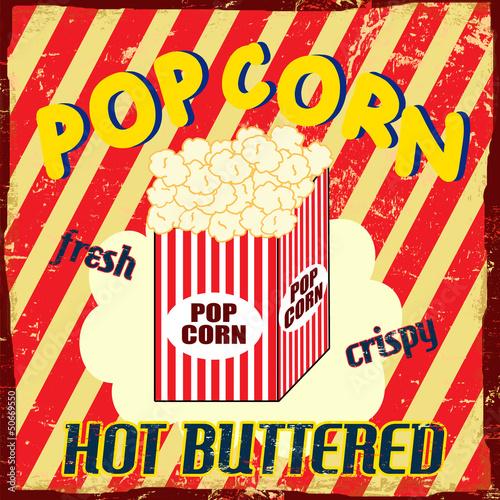 pop-rocznika-plakatu-kukurydzy