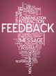 "Word Cloud ""Feedback"""