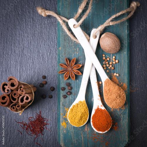 Aromastoffe, Gewürze